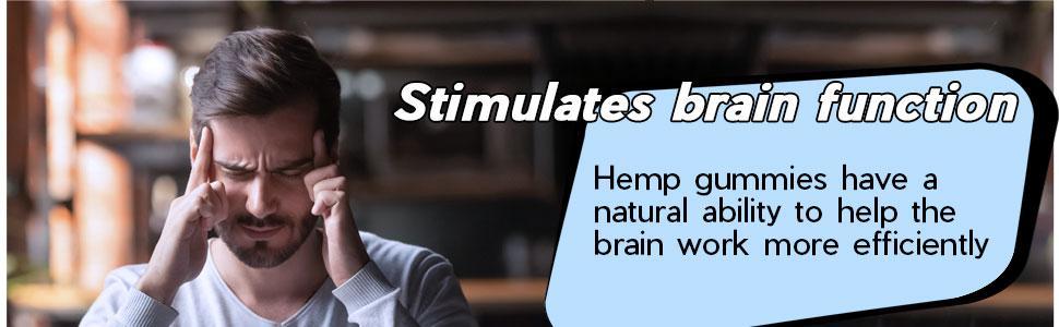 Stimulates brain function