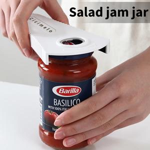 Salad Jam Jar
