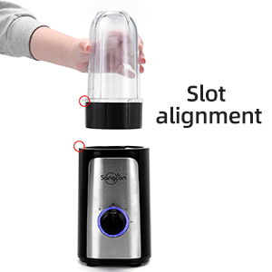 slot alignment