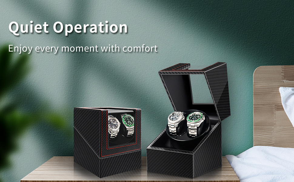 new double watch winder