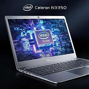 intel celeron N3350