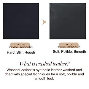 Soft PU Leather Handbag Purse
