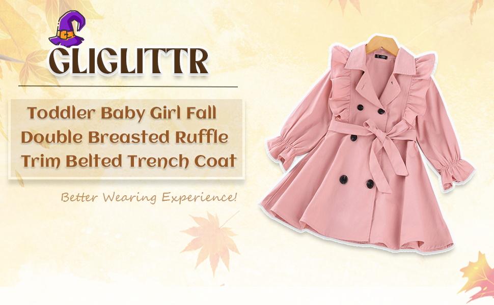 toddler fall coat