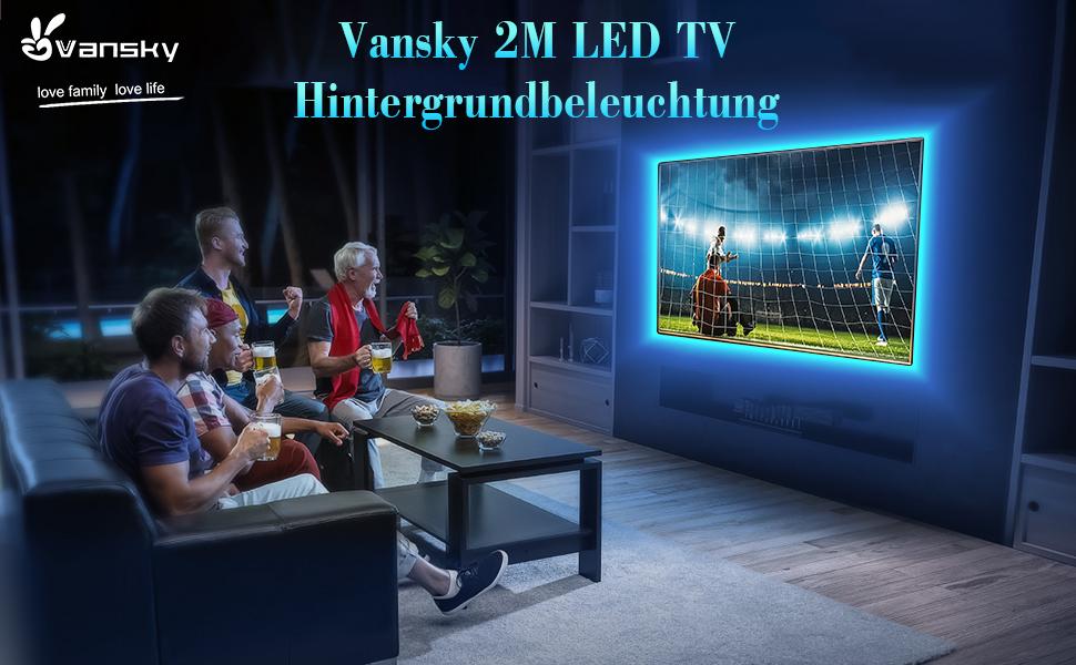 LED TV Hintergrundbeleuchtung