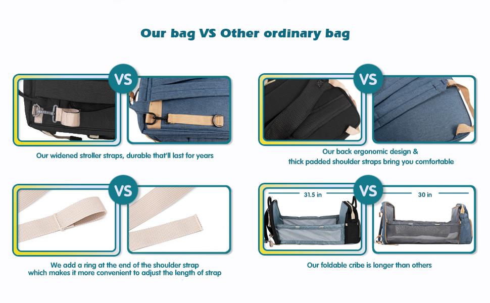 upgrade diaper bag