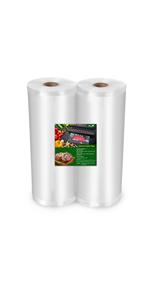 vacuum bag rolls