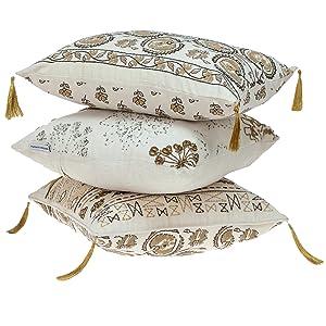 Parkland Collection Pillow Detail