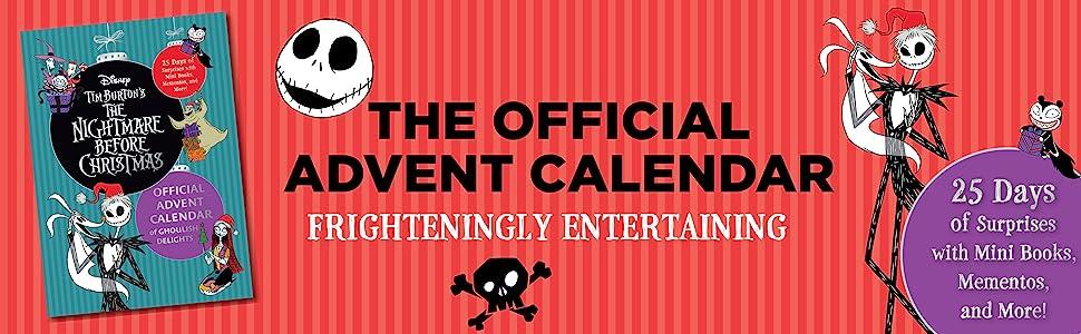 The Nightmare Before Christmas 2021 Advent Calendar