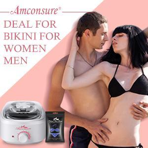 bikini waxing kit for women hair removal for women wax