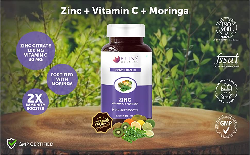 vitamin c with zinc supplement tablet chewable zink support covit natural immunity multivitamin