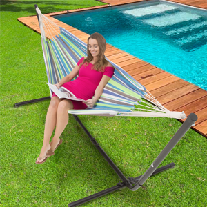 hammock cup holder