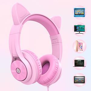 Kinder Kopfhörer Mädchen