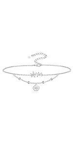 Starfish Shell Anklet bracelet for women