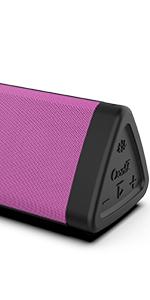OontZ Angle 3 Bluetooth Portable Speaker - Pink