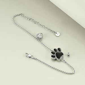 Pet Urn Bracelet