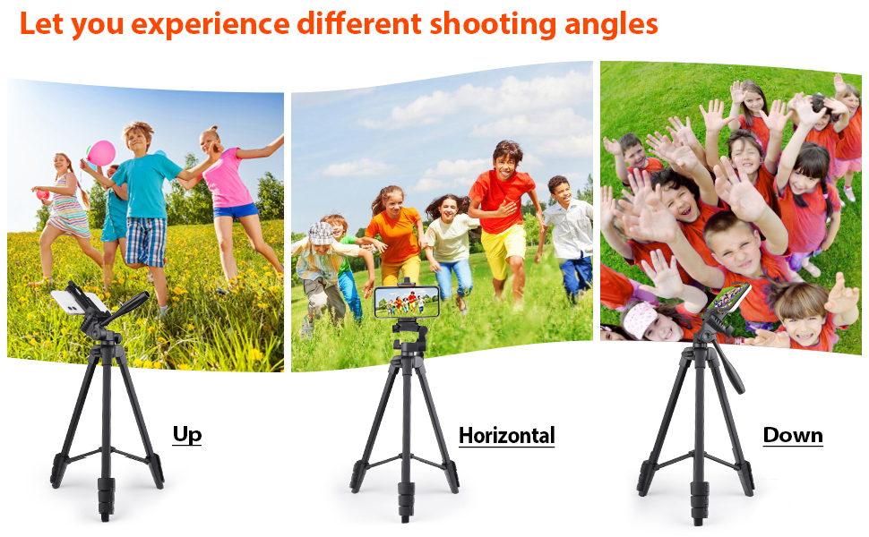 Tripod Angle Shoots