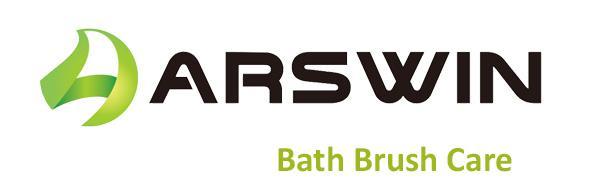 Arswin Bath Loofahs Sponge; Body Brushes