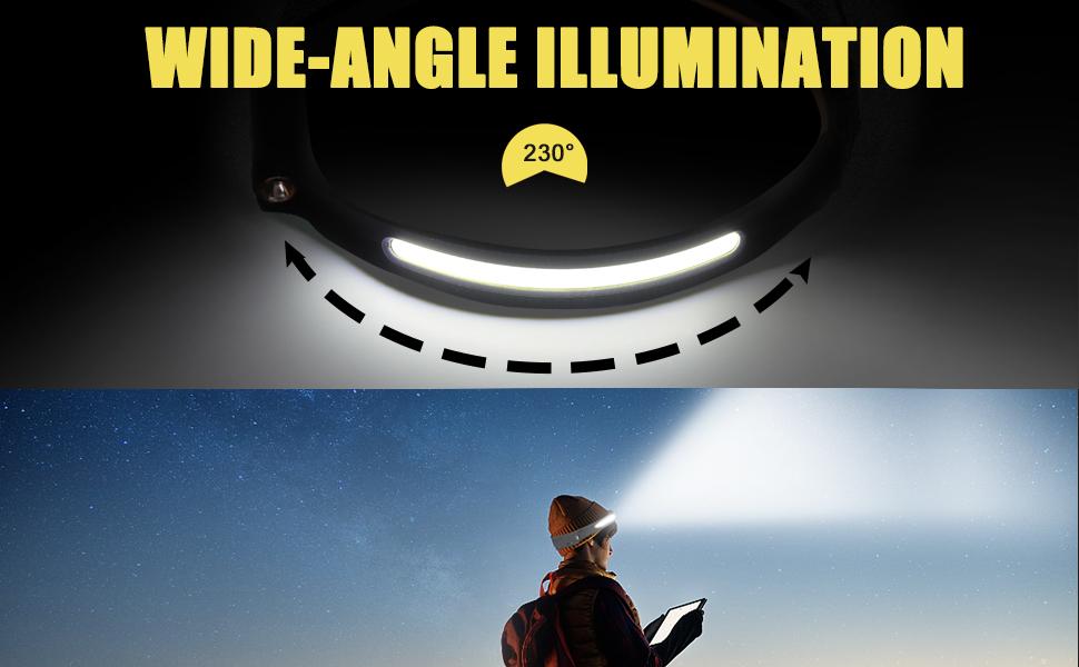 230 wide angle