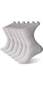 Soft Bamboo Diabetic Socks