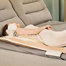 Inflatable airbags combined with jitter massage to make the body full of vitality.