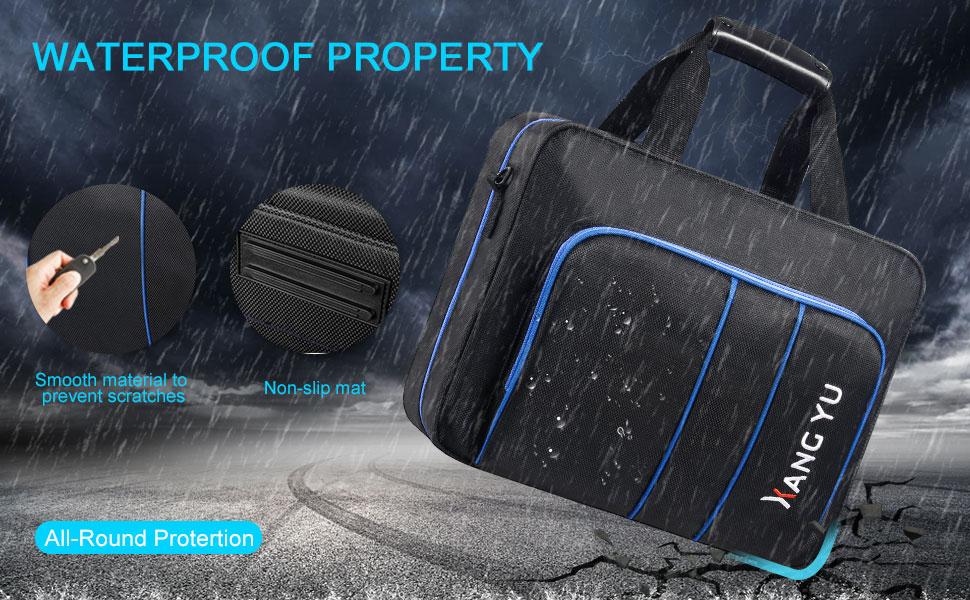 Waterproof, Dustproof, and Shockproof!
