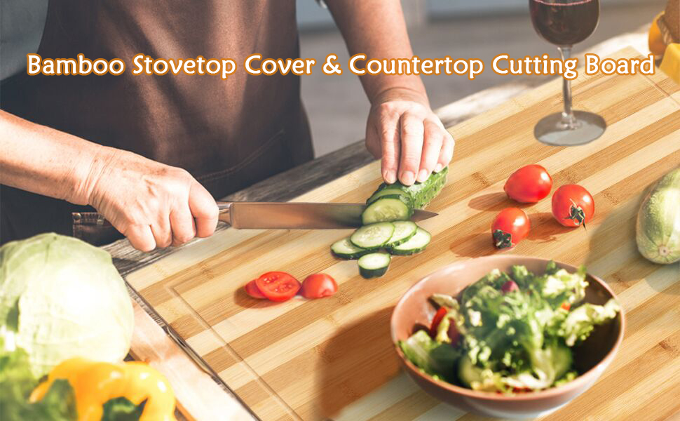 cutting board over rv stove