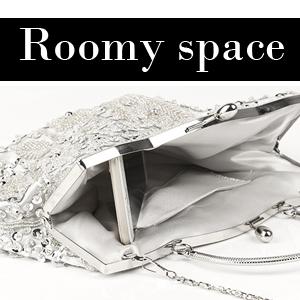 roomy space