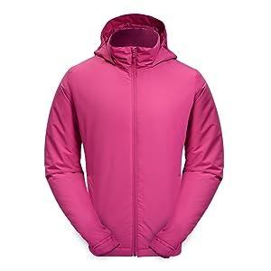 Ski Jacket Waterproof Insulated Snow Boarding Jacket Coats With Hood