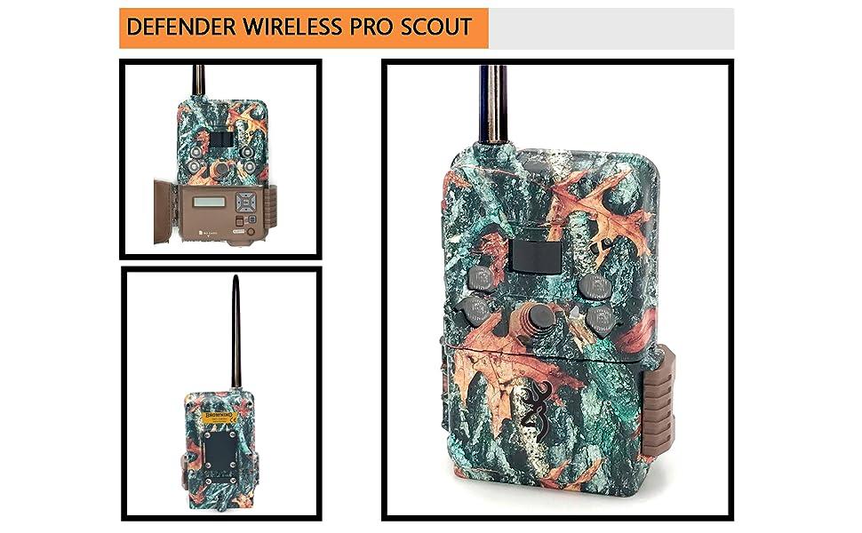defender wireless pro scout