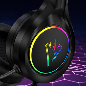 Gaming Headset with Mic