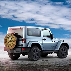 Spare Tire Covers 25