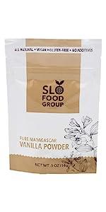 Madagascar Vanilla Powder