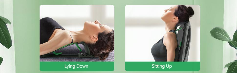 Lying Down or Sitting Up