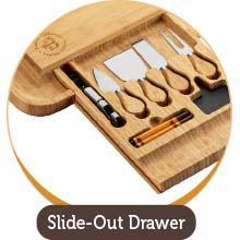 Slide-Out Hidden Drawer