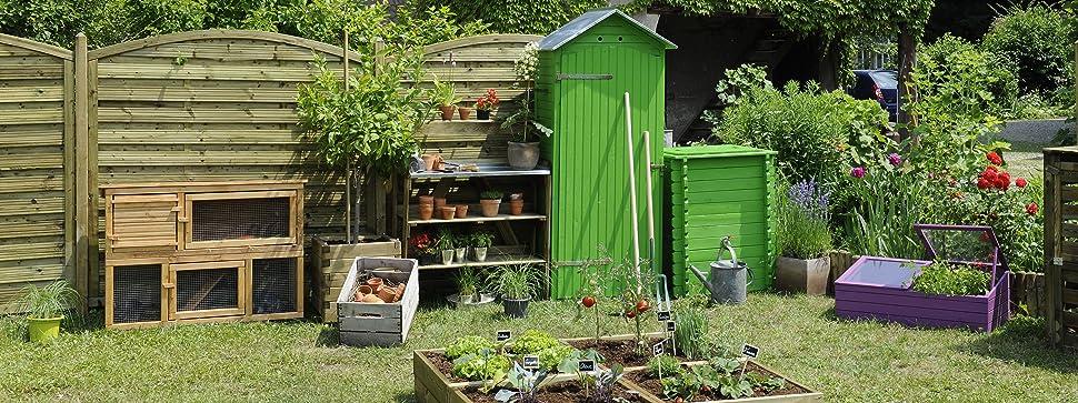 Jardipolys, jardin, aménagement extérieur, Burger