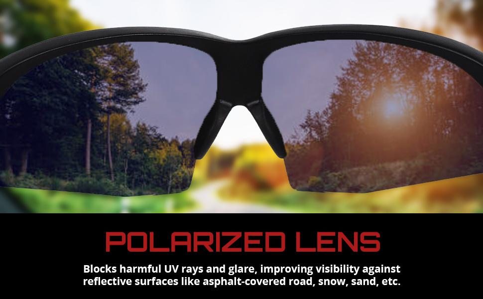 polarized lens taclight sunglasses as seen on tv