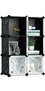 Greenstell 6-Cube Storage Organizer