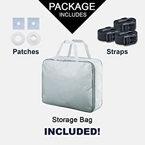 icarcover carrying bag