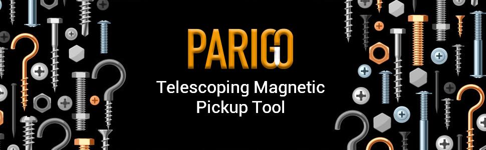 led magnetic pickup tool