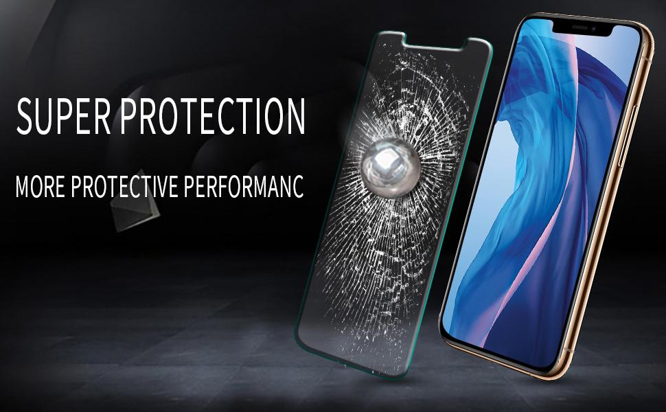 Apple iPhone Xs Max Phone screen protector