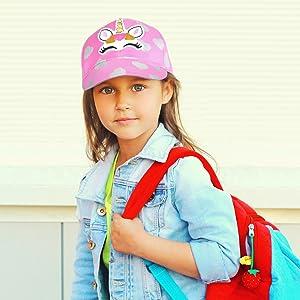 School Girl Cap