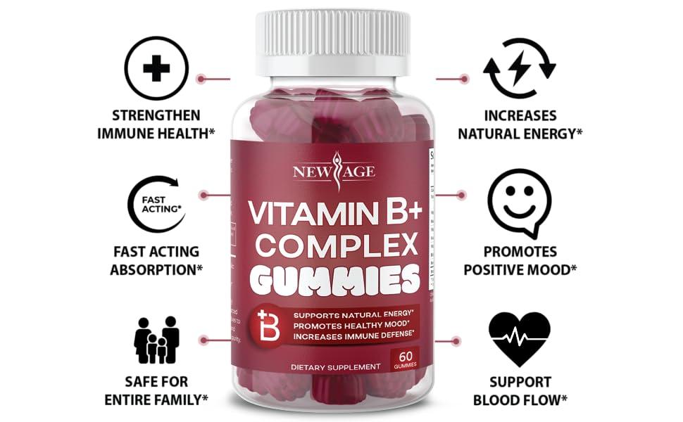 vitamin b gummies