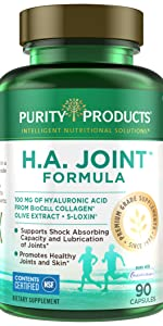 ha hyaluronic acid h.a. h.a joint purity products biocell collagen