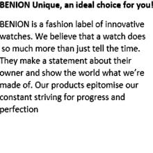 benion statement