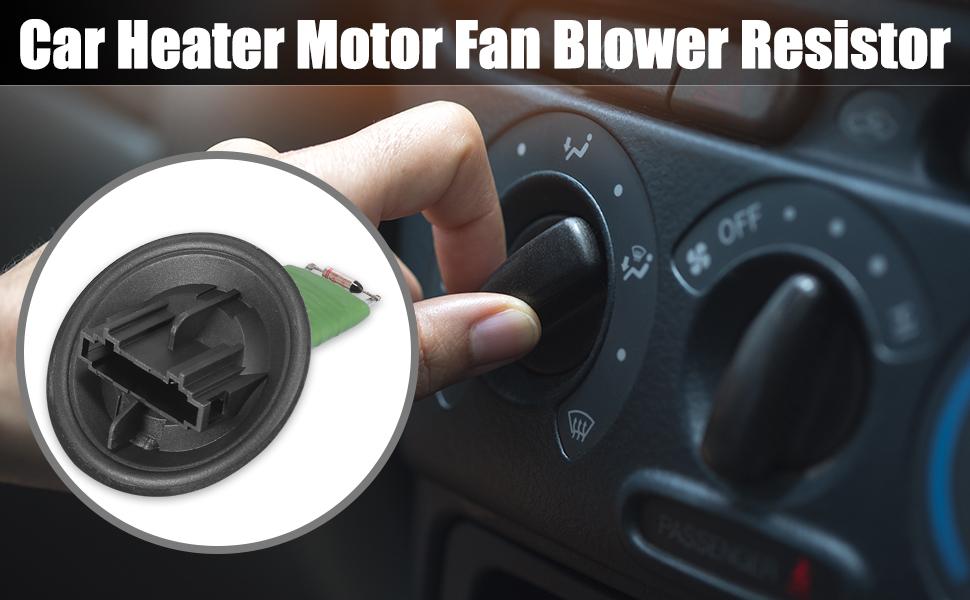 Car Heater Motor Fan Blower Resistor for VW Polo 2007-2015 6RD959263
