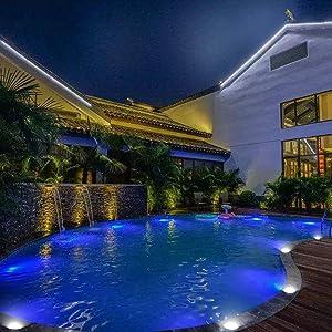 15w well light landscape lights landscape lighting driveway light Garden light deck lights yard pool