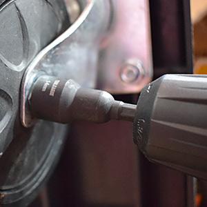 Impact Driver Bit Set Impact Magnetic Nut Driver Set Nut Setter Power Drill Bit Hex Chuck Driver
