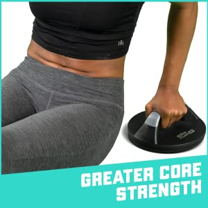 Greater Core Strength