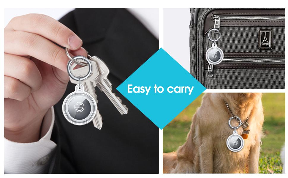 Airtag keying