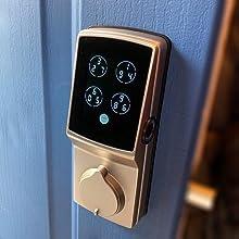 Secure Digital Keypad